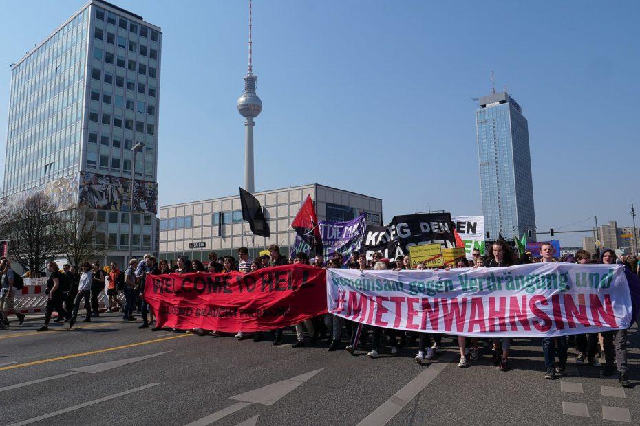 Berliner Mietenwahnsinn
