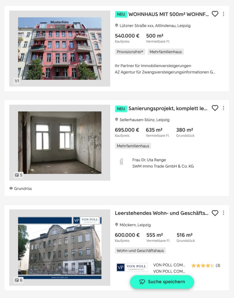 Lohnt sich der Hauskauf in Leipzig?
