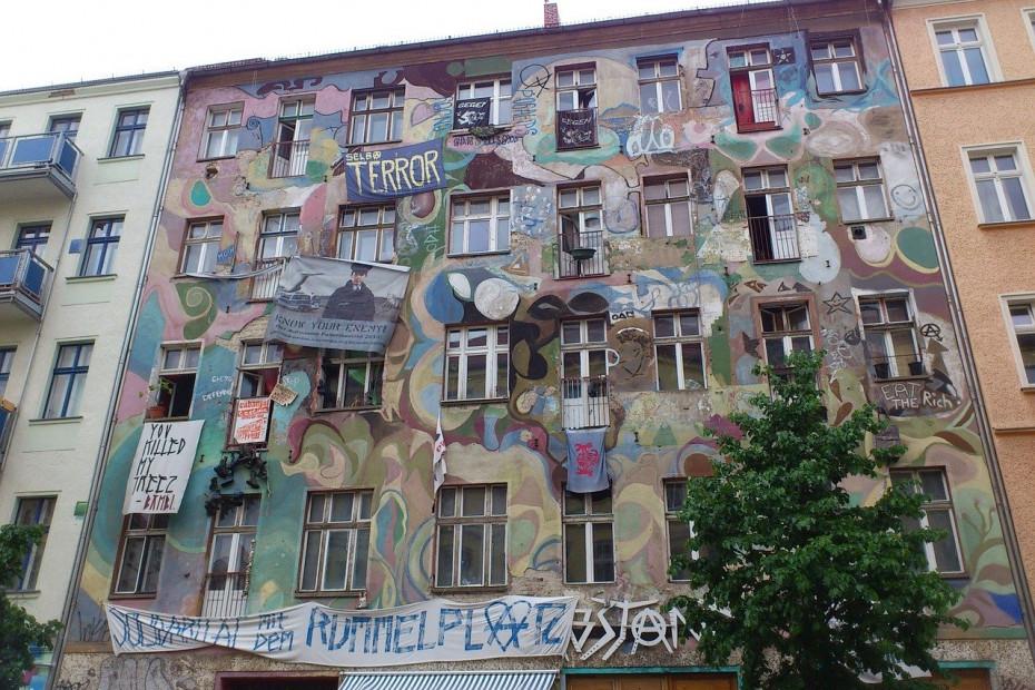 Mietaktivismus Berlin